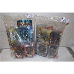 2 BAGS OF ASSORTED SPAWN, NEW IN BOX TOYS