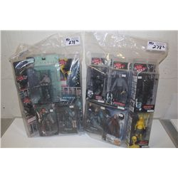 2 BAGS OF ASSORTED SIN CITY, NEW IN BOX TOYS