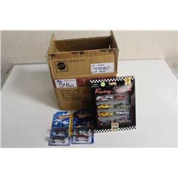 HOT WHEELS FACTORY BOX CONTAINING 50 MINT ON BOARD FORD THUNDERBOLTS + 10 PACK