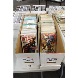 LONG RUN OF X-MEN #21-368 INCLUDES EXTRAS, KING SIZE ANNUALS AND DIFFERENT X-MEN TITLES