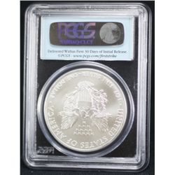 2012 Silver Eagle First Strike PCGS MS69