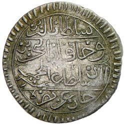 TUNIS: Abdul Hamid I, 1774-1787, AR 8 kharub, Tunis, AH1194