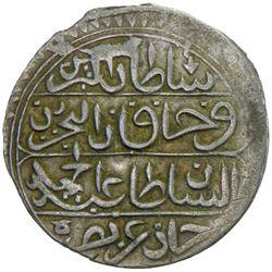 TUNIS: Abdul Hamid I, 1774-1787, AR 8 kharub, Tunis, AH1198