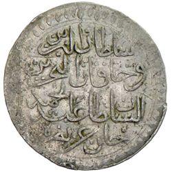 TUNIS: Abdul Hamid I, 1774-1787, AR 8 kharub, Tunis, AH1199