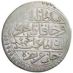 TUNIS: Abdul Hamid I, 1774-1787, AR piastre, Tunis, AH1194