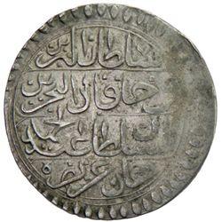 TUNIS: Abdul Hamid I, 1774-1787, AR piastre, Tunis, AH1198