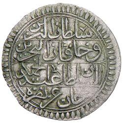 TUNIS: Abdul Hamid I, 1774-1787, AR piastre, Tunis, AH1199