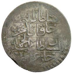 TUNIS: Abdul Hamid I, 1774-1787, AR piastre, Tunis, AH1202
