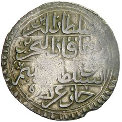 TUNIS: Selim III, 1787-1807, AR piastre, Tunis, AH1203