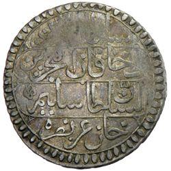 TUNIS: Selim III, 1787-1807, AR piastre, Tunis, AH1207