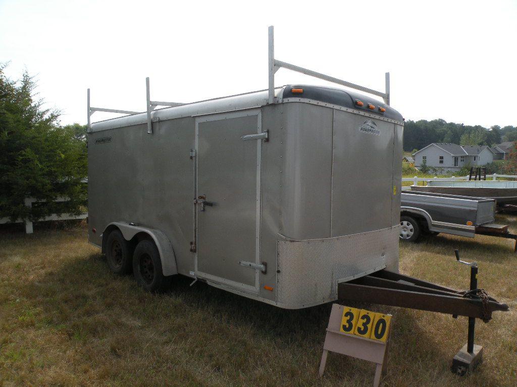 2005 Roadmaster 7x14 ,enclosed trailer 5DT211F2851051851