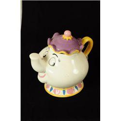 Mrs Potts Beauty The Beast Disney Cookie Jar