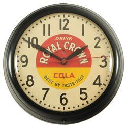 R C Cola Advertising Clock