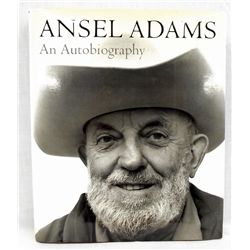 Hardback Book Ansel Adams by Mary Street Alinder