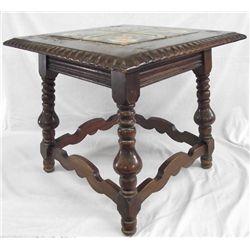 Vintage Spanish California Tiled Table PICK UP