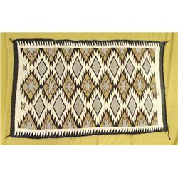 Navajo Serrated Diamond Rug