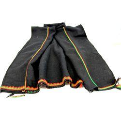 Hopi Black Manta Dress