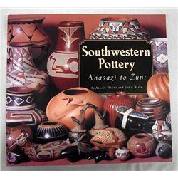 Softback Book on Southwestern Pottery by Hayes