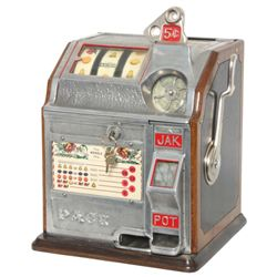 Pace 5 Cent Jak Pot Slot Machine