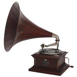 Victor Style Vic IV Mahogany Phonograph