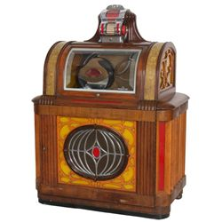 Packard Manhattan Model Jukebox – 1946