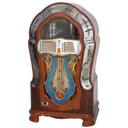 Wurlitzer Model 1080 Jukebox – 1947