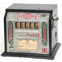 Twenty-One 5 Reel Trade Stimulator