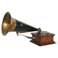 Victor Talking Machine Type E Phonograph
