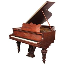 Steinway Victorian Model A Parlor Grand Piano