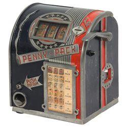 Penny Pack Trade Stimulator