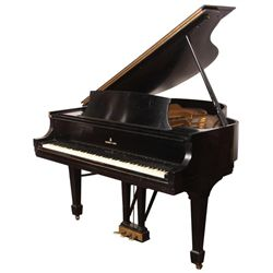 Steinway Model S – Baby Grand Piano