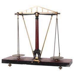 Lg. Voland & Sons Balance Scale