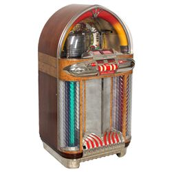 Wurlitzer Model 1100 Jukebox – 1948