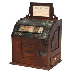 Lg. Card Game Trade Stimulator Slot Machine