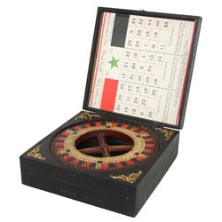 Mills Novelty Co. Portable Roulette Game