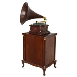 Victor Mahogany Type VI Phonograph