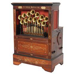 J. Krejci & Son Cylinder Organ