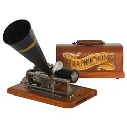 Columbia Graphophone Type-B Phonograph