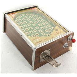 Skill Cards Pinball Style Trade Stimulator