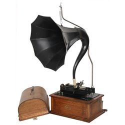 Edison Model B Cylinder Phonograph