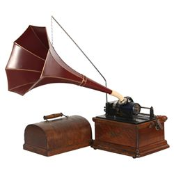 Edison Model A Cylinder Phonograph