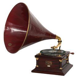Victor Type 6 Mahogany Phonograph