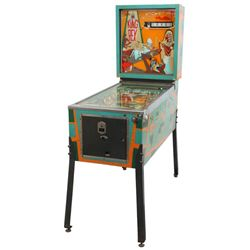 Bally King Rex Pinball Machine – 1970
