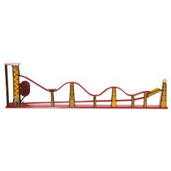 Reeves Mfg. Co. Giant Roller Coaster