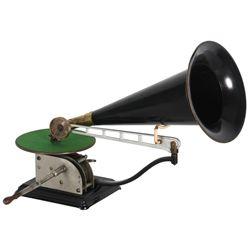 Standard Type AU Talking Machine Phonograph
