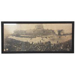 Lg. Theodore Roosevelt Inauguration Photograph