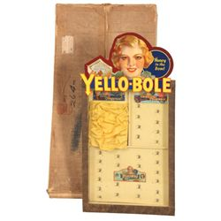 Yello-Bole Pipes Display Case