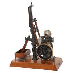 Salesman Sample Combustion Powered Water Pump