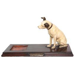 His Masters Voice Victor Gem Display Stand