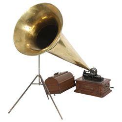 Columbia Type BC Graphophone Phonograph